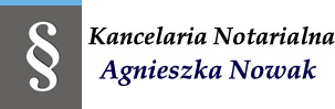 Kancelaria Notarialna Agnieszka Nowak Szczecin